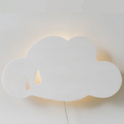Nube lámpara de pared